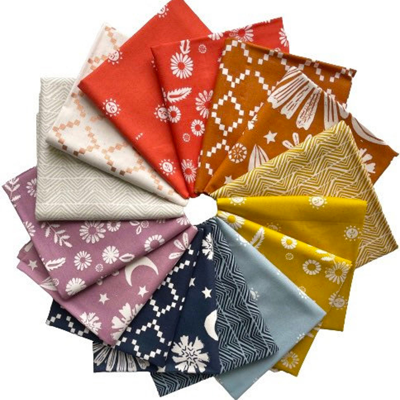 RUBY STAR SOCIETY, Elegante Virgule Canada, Quilting Cotton, Canadian Fabric Shop